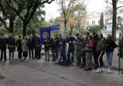 """Caserta / Provincia. """"Un rotariano. Un albero"""": il Rotary Club Caserta Luigi Vanvitelli ha donato 40 lecci al Comune capoluogo."""