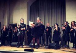 """Telese Terme. Sannio Gospel Fest, la VI edizione in un gremito Auditorium S. Vittorino: evento nell'ambito di """"InCanto di Natale""""."""