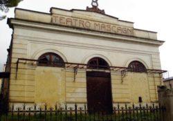 PIEDIMONTE MATESE. Teatro Mascagni, finalmente: il sindaco Di Lorenzo ne ordina il ripristino ad horas dello stato dei luoghi originario e la bonifica di tutta l'area esterna.