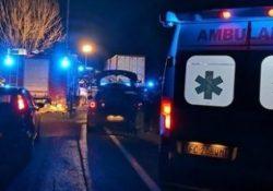 """ALVIGNANO. Rocambolesco inseguimento lungo la """"Telesina"""", l'auto dei fuggitivi si schianta: morti 4 serbi, un altro ricoverato in gravi condizioni."""