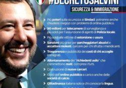 """Caserta / Provincia. Decreto sicurezza, appello di Sgambato (Pd) ai sindaci del centrosinistra casertano: """"Unitevi alla battaglia civile contro le misure razziste e discriminatorie di Salvini""""."""