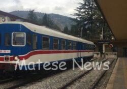 """PIEDIMONTE MATESE / S. MARIA C.V. Linea ferroviaria EAV: richiesta urgente incontro """"per avere prontezza degli investimenti di manutenzione straordinaria dell'infrastruttura""""."""