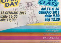 """VAIRANO SCALO. Tutto pronto per l'Open Day al Liceo """"Leonardo Da Vinci"""": e dal 14 gennaio l'Open Class."""