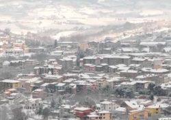 Frasso Telesino / Telese Terme. Quasi tutto il Sannio sotto la neve: 201mila euro dalla Provincia per le emergenze.