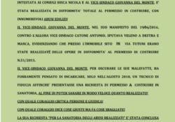 """VITULAZIO. Romano """"smaschera"""" la Del Monte: la consigliera nel 2016 intervenne sull'abuso edilizio dell'allora assessore Catone."""