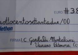 """VAIRANO PATENORA. Progetto """"Telethon"""", all'I.C. """"Garibaldi – Montalcini"""" in memoria di Rosanna Laurenza."""