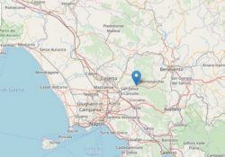 Forchia / Frasso Telesino. Terremoto di Magnitudo 2,7 scuote il Sannio e l'Alto Casertano: registrato ad una profondità di 6 km.