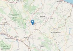Acquaviva d'Isernia / Pozzilli. Terremoto di Magnitudo 3.0 poche ore fa: Epifania con panico per le popolazioni molisane.