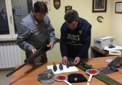VAIRANO  PATENORA. Cacciatore 47enne abbatte 3 esemplari di storni non cacciabili: denunciato, sequestrati fucile ed animali.