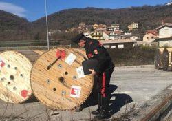 Venafro / Roccaravindola. Tentano il furto di rame alla stazione ferroviaria di Montaquila: sventato dai Carabinieri.