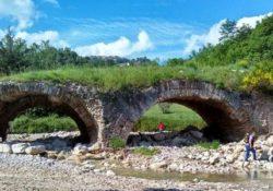 Buonalbergo. Il Ponte delle Chianche tra i luoghi del cuore del Fai: ora si punta al suo restauro.