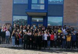 """Isernia / Provincia. Carabinieri nelle scuole per formare """"la cultura della legalità""""."""