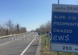 """CAIANELLO / TELESE TERME. Raddoppio della S.S. 372 """"Telesina, l'annuncio di Del Basso De Caro: """"L'11 luglio la parola fine dal Cipe; la sfida è ormai vinta""""."""