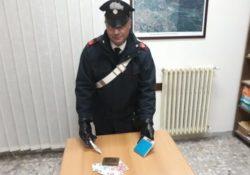 Frasso Telesino. Droga ed attrezzature per il confezionamento: arrestato in flagranza 27enne del posto.