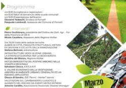 """Fornelli. """"Alberi in ambiente umano e cambiamenti climatico"""", la prima giornata dell'albero al Mini Auditorium Cittadino."""