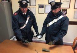 Frasso Telesino / Solopaca. Dal napoletano nel Sannio a spacciare droga: arrestato 55enne.