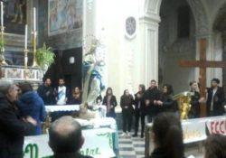 PIEDIMONTE MATESE. Giornata Mondiale della Gioventù: tanti giovani da tutta la diocesi per l'evento all'Ave Gratia Plena.