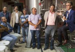 Guardia Sanframondi. Il riconoscimento a Riccardo Cotarella, consulente enologo de La Guardiense che ha rivoluzionato i vigneti.