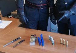 Venafro. Detenzione illegale di armi e munizioni, 65enne denunciato dai Carabinieri.