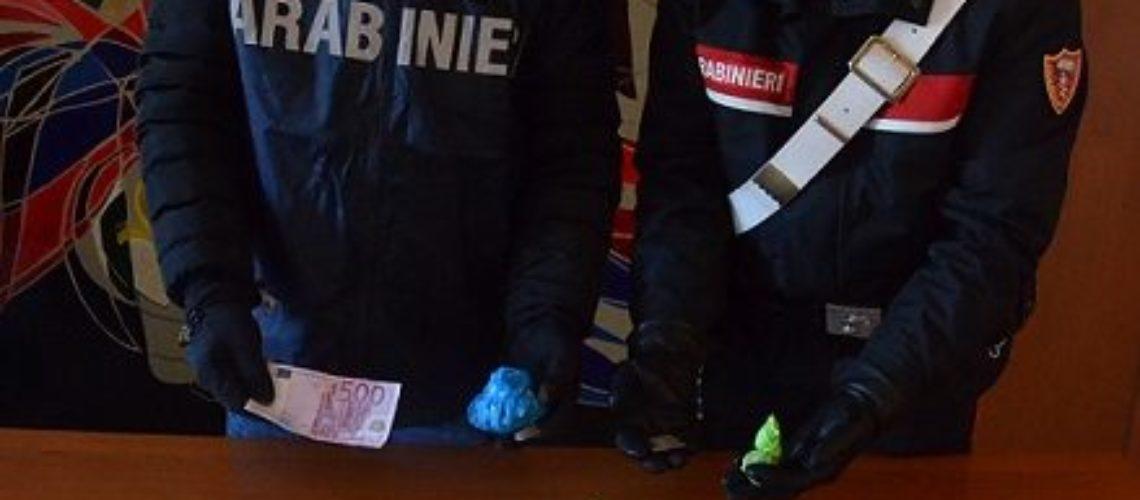 Isernia / Provincia. Seguito operazione antidroga dei Carabinieri: inasprita la misura nei confronti di uno degli arresti.