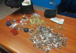 Apollosa. Nigeriano extracomunitario arrestato in flagranza per spaccio di sostanze stupefacenti.