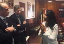 PIEDIMONTE MATESE / ROMA. Incentivi per l'occupazione al Sud: l'Assessore regionale Sonia Palmeri a Roma per un incontro sul tema.