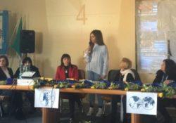 """ALVIGNANO / PIEDIMONTE MATESE. """"Donne e poesia"""", il concorso: in aula consiliare la premiazione; 168 poesie da 15 Comuni dell'Alto Casertano."""