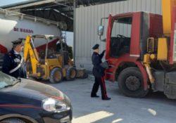 Venafro. Due romeni tratti in arresto dai Carabinieri per tentato furto aggravato in concorso di mezzi pesanti.