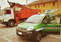 Isernia / Provincia. Gestione e trasporto di rifiuti: scattano sanzioni da parte dei Carabinieri Forestali.