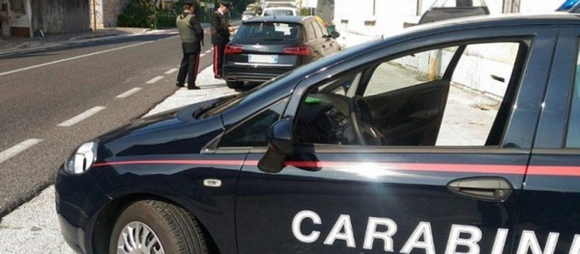 Venafro. Servizio a largo raggio dei Carabinieri: eseguiti numerosi controlli e perquisizioni.