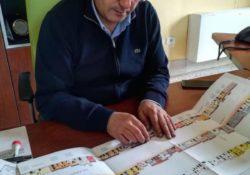 CASTELLO DEL MATESE. Comune e Consorzio Laocoonte collaborano all'aggiornamento del Piano colore.