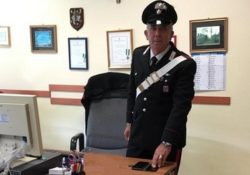 Agnone. Sottratto un telefonino: i Carabinieri denunciano una persona per furto.