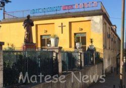 PIEDIMONTE MATESE. Un tassello al giorno: l'amministrazione Di Lorenzo annuncia la firma del contratto per i lavori all'ex Salesiani.