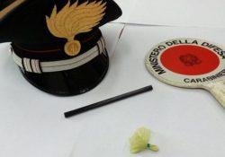 Agnone. I Carabinieri segnalano un ragazzo per possesso di hashish.