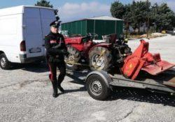 Isernia / Provincia. Furto di mezzi agricoli: i Carabinieri fermano tre rumeni.