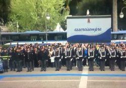 """Telese Terme. Polizia di Stato in festa, il questore Bellassai saluta così il territorio: """"Nel Sannio ho messo le radici""""."""