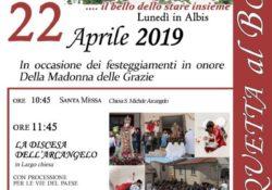 Fornelli. Pasquetta al Borgo, appuntamento imperdibile lunedì 22 aprile: verrà riproposta ai fedeli la Discesa dell'Arcangelo.