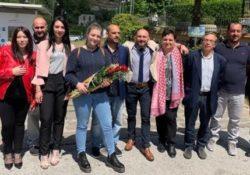 """AILANO. Vincenzo Lanzone presenta la sua """"Insieme per Ailano"""", la lista che tenterà la scalata al Municipio: ecco le prime immagini."""