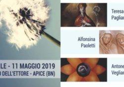 """Apice. """"Impermanenze"""", Collettiva d'Arte Contemporanea tutta al femminile: domani il vernissage al Castello dell'Ettore di Apice Vecchia."""