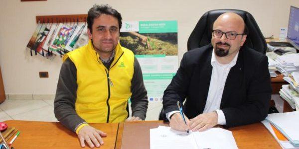 A San Potito già al lavoro per FateFestival 2019: firmato un protocollo d'intesa con Coldiretti