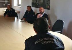 SAN POTITO SANNITICO. La Polizia Provinciale in città: firmato protocollo d'intesa tra Parco Regionale del Matese, Provincia e Comune.