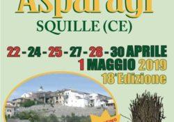 CASTEL CAMPAGNANO / SQUILLE. La sagra degli asparagi selvatici diventa maggiorenne: dal prossimo 22 aprile a cura dell'Associazione Silla.