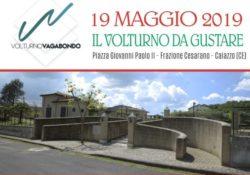 """CAIAZZO. """"Volturno Vagabono"""": appuntamento domenica 19 maggio in piazza Giovanni Paolo II alla frazione Cesarano."""