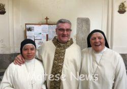 """ALIFE. """"Grazie perchè mi hai dato il dono della vita"""": in città le Suore Domenicane Missionarie di San Sisto II. FOTO e VIDEO."""