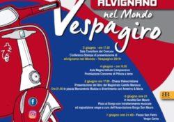 ALVIGNANO. Vespagiro, XI edizione 2019: lunedì 3 giugno la conferenza stampa di presentazione.