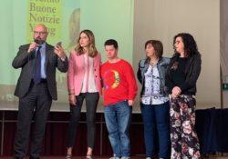 """Maddaloni. Premio """"Buone Notizie Young"""": cerimonia conclusiva alla Fondazione Villaggio dei Ragazzi."""