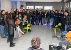 """Torrecuso / Verso le Amministrative 2019. Aperitivo elettorale: Giuseppe Sauchella, candidato sindaco di """"Progetto Torrecuso"""", incontra gli elettori."""