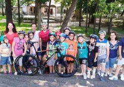 """PIEDIMONTE MATESE. Ecco il progetto """"Tutti in bici"""" a cura dell'Istituto """"Falcone"""": tutto finalizzato alla promozione di un uso consapevole della bicicletta."""