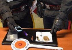 Venafro / Isernia. Controlli antidroga dei Carabinieri: extracomunitario denunciato per possesso di stupefacenti.