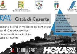 """Caserta / Provincia. 7° Trail """"Città di Caserta"""": in località Casertavecchia il prossimo 16 giugno a cura dell'Asd Podistica."""